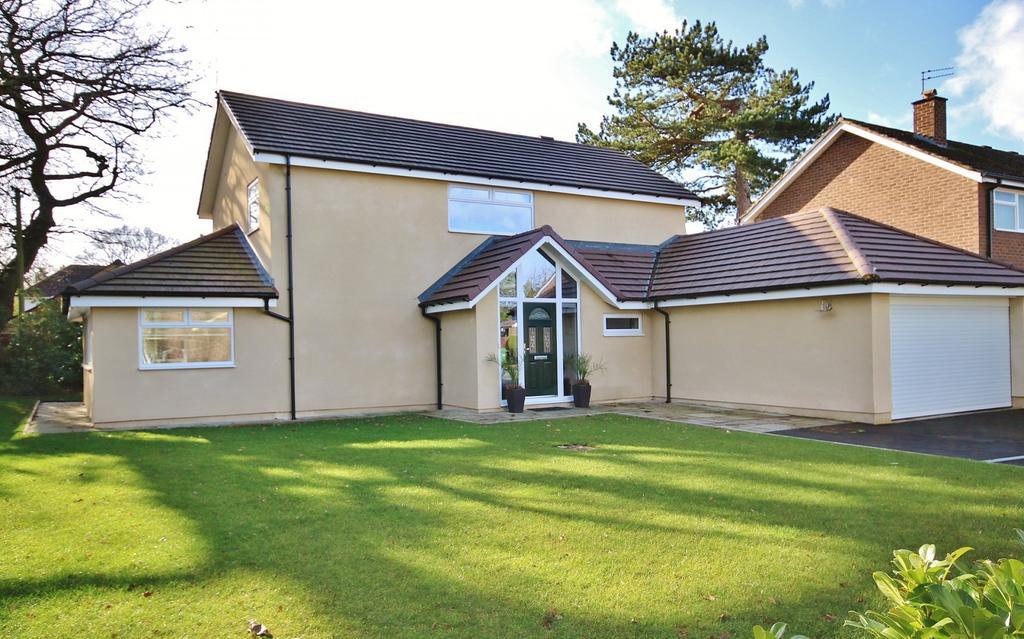 3 Bedrooms Detached House for sale in Oak Lea Avenue, Wilmslow