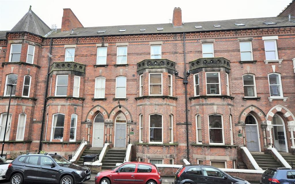 1 Bedroom Apartment Flat for sale in Flat 6, 10 Wenlock Terrace, York, YO10 4DU