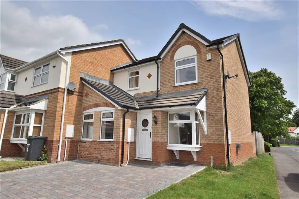 3 Bedrooms Semi Detached House for rent in Bennions Way, Catterick Village, North Yorkshire