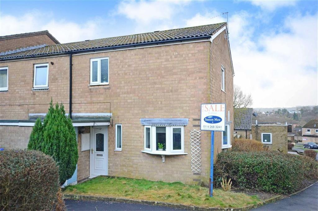 3 Bedrooms End Of Terrace House for sale in 262, Totley Brook Road, Totley, Sheffield, S17