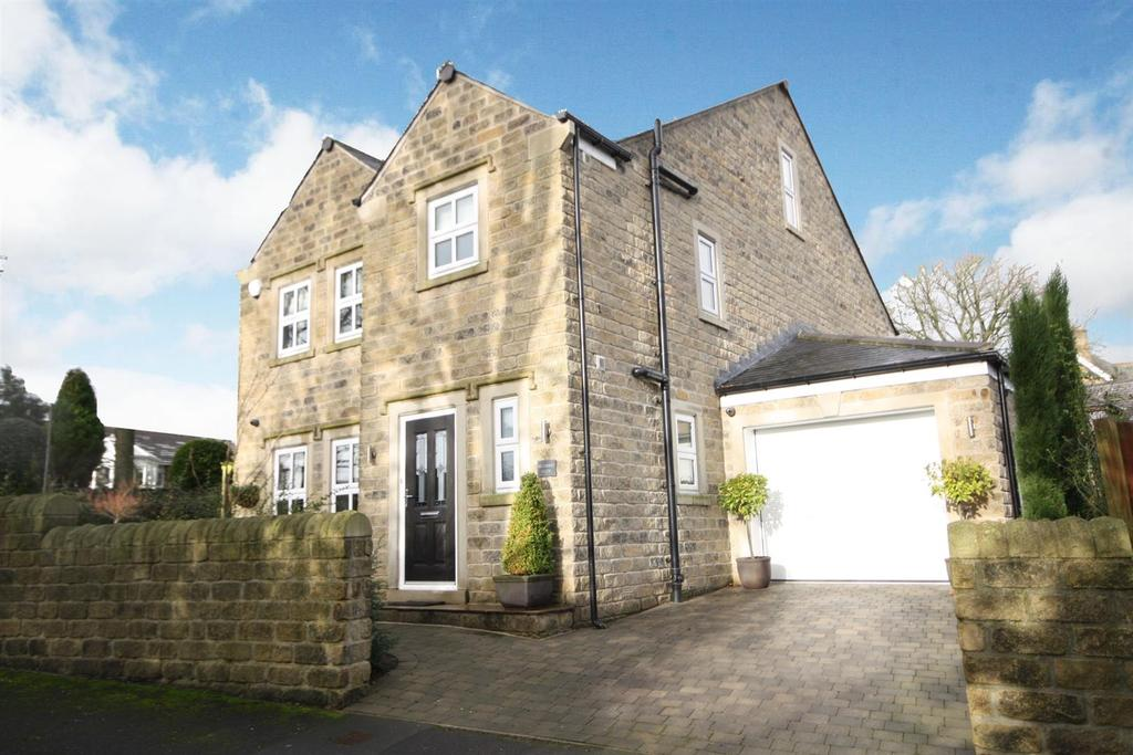 5 Bedrooms Detached House for sale in Long Royd Drive, Baildon