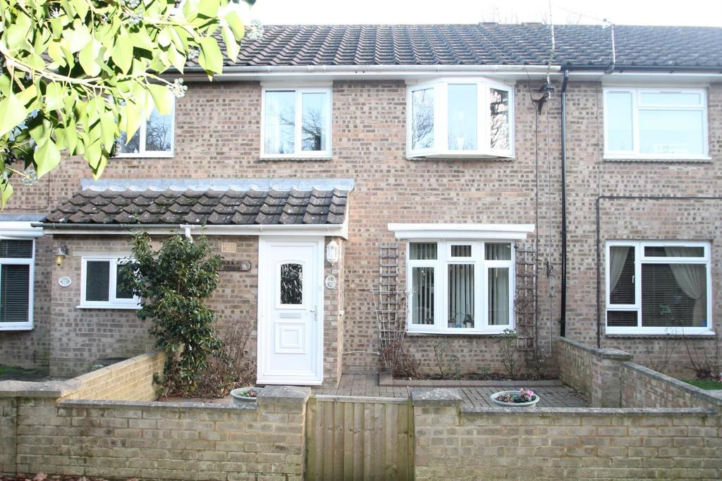 3 Bedrooms Terraced House for sale in Felderland Close, Maidstone