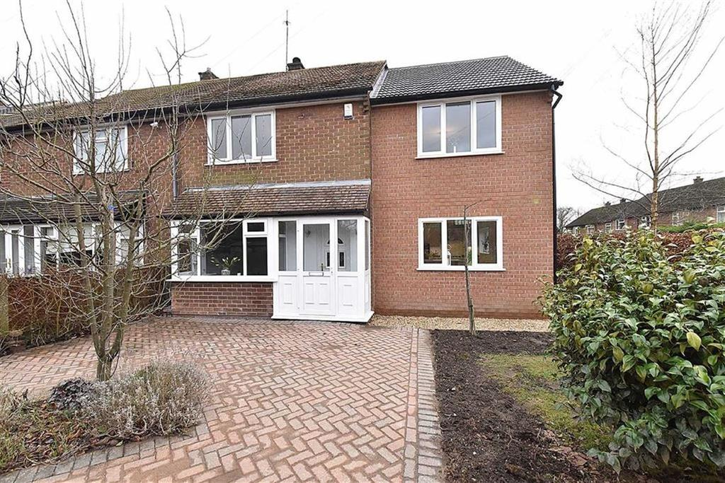 3 Bedrooms Semi Detached House for sale in Grimshaw Lane, Bollington, Macclesfield
