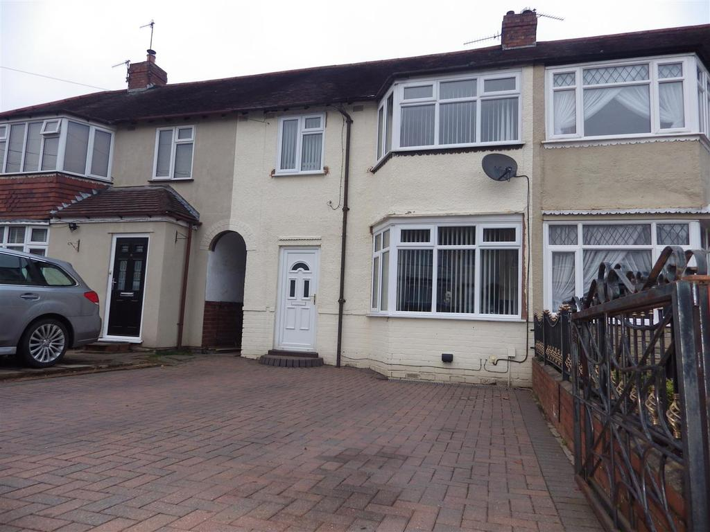 3 Bedrooms Terraced House for sale in Wesley Avenue, Halesowen