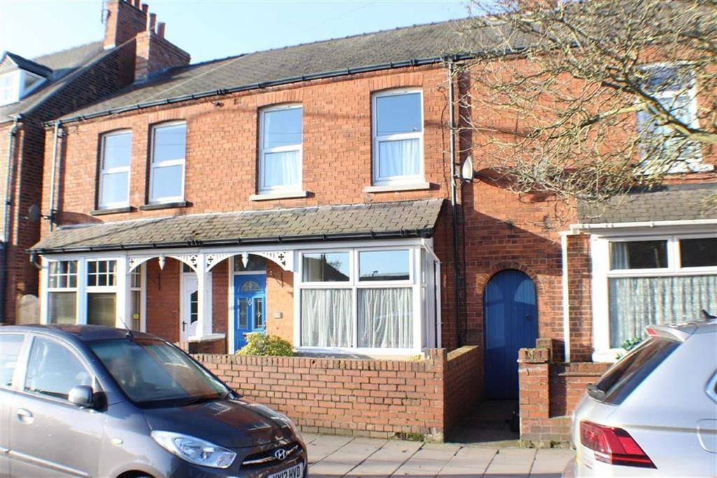 4 Bedrooms Terraced House for sale in St Johns Avenue, Bridlington, East Yorkshire