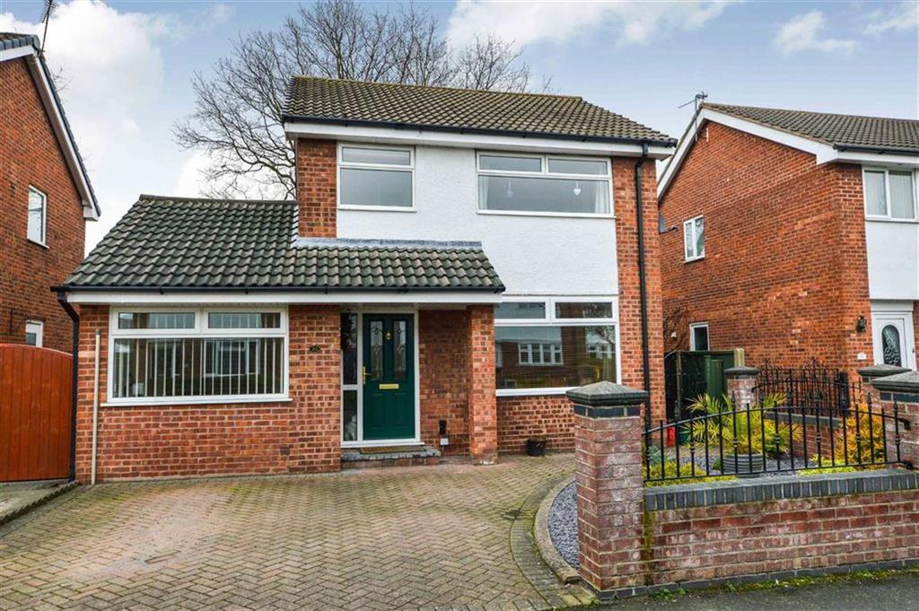 3 Bedrooms Detached House for sale in Shelley Avenue, Higher Wincham, Cheshire, CW9