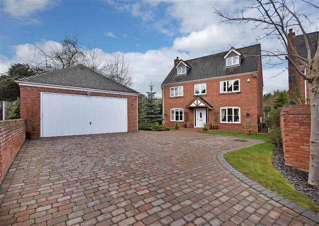 5 Bedrooms Detached House for sale in 4, Morgan Springs, High Town, Bridgnorth, Shropshire, WV16
