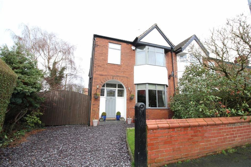 4 Bedrooms Semi Detached House for sale in Albemarle Road, Chorlton