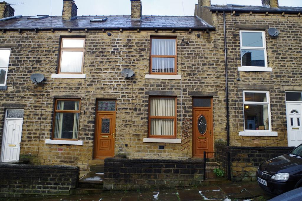 2 Bedrooms Terraced House for sale in Cleveland Avenue, Siddal, Halifax HX3