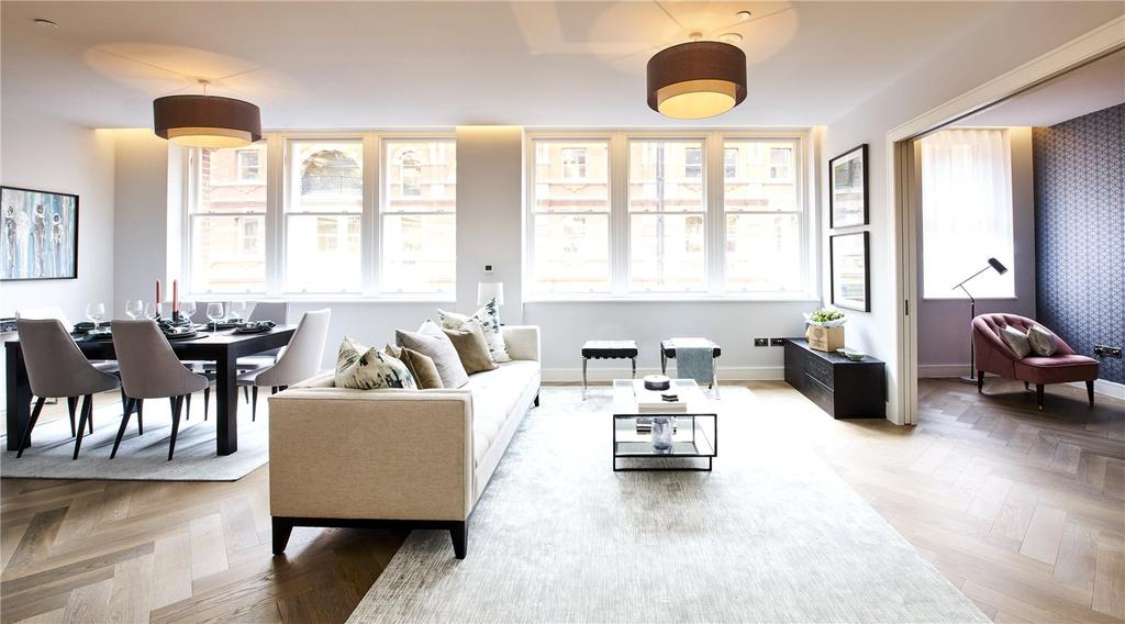 3 Bedrooms Apartment Flat for sale in Southampton Street, London, WC2E