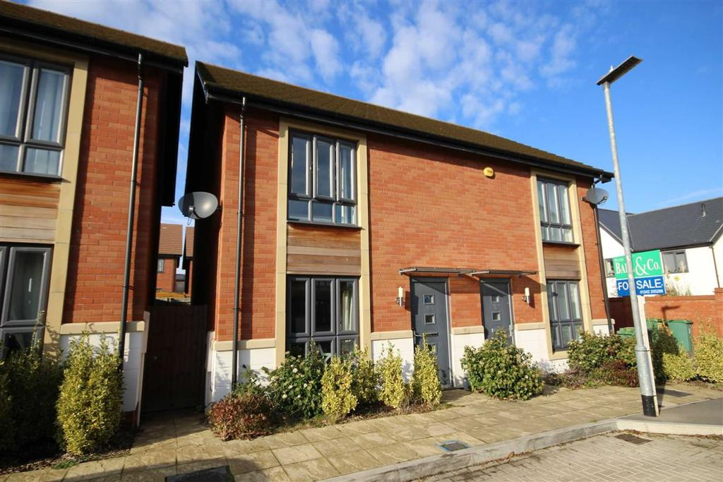 2 Bedrooms Semi Detached House for sale in Pas Seul Street, Pittville, Cheltenham, GL50