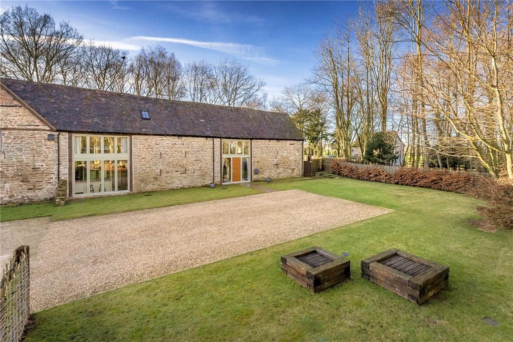4 Bedrooms Barn Conversion Character Property for sale in Coppice Barn, Chorley Manor Barns, Chorley, Bridgnorth, Shropshire, WV16