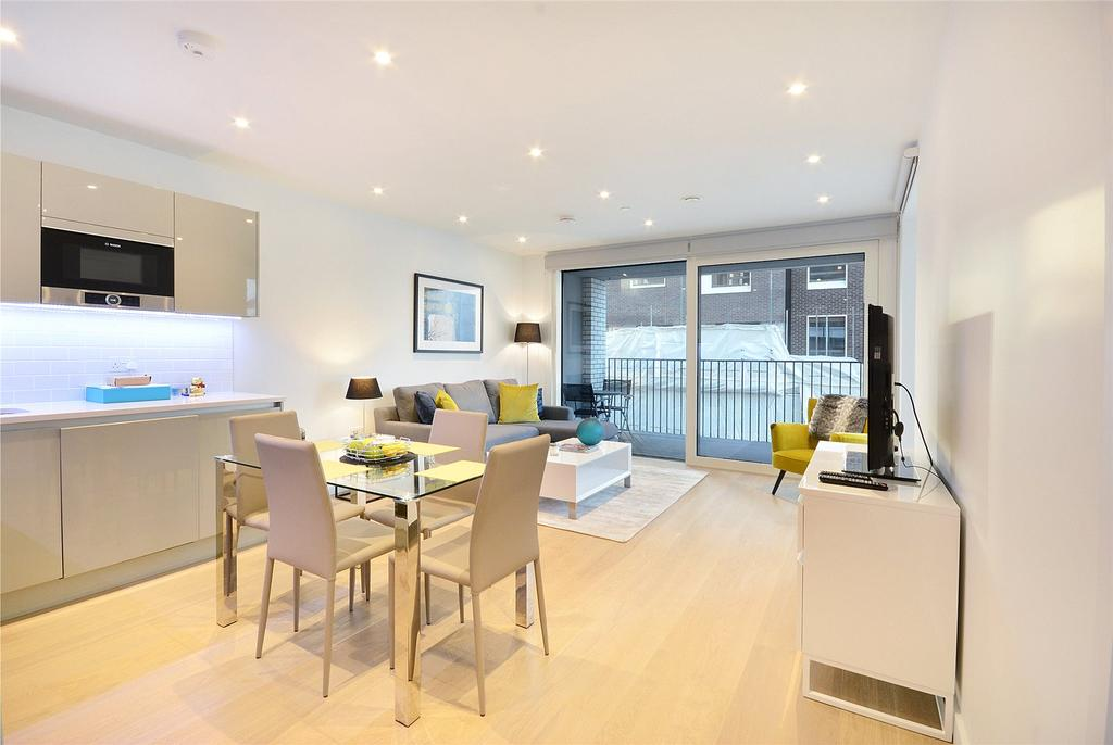 2 Bedrooms Flat for rent in South Gardens, 6 Sayer Street, SE17