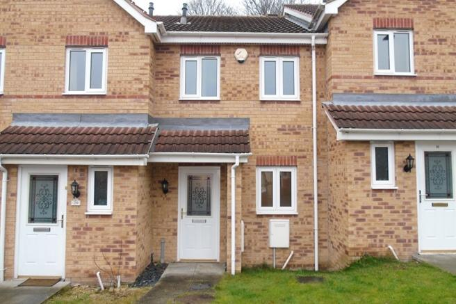 2 Bedrooms Terraced House for rent in 18 Ravenna Close, Barnsley, S70 3QN