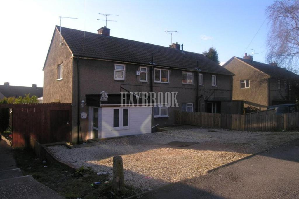 3 Bedrooms Semi Detached House for sale in Arcubus Avenue, Swallownest