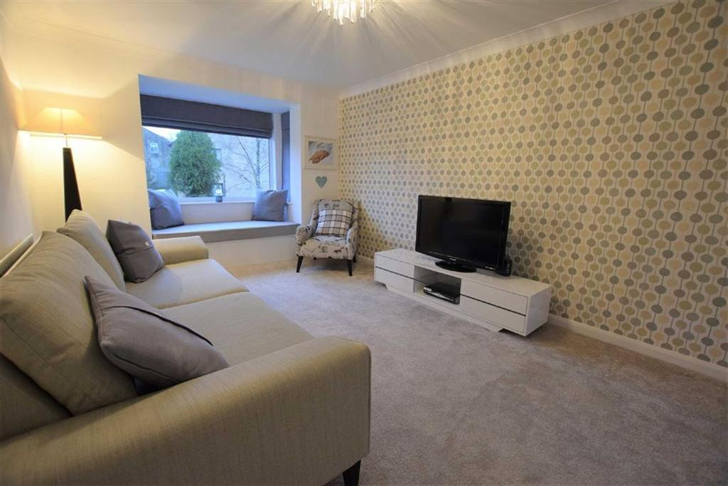 4 Bedrooms Detached House for sale in Mile End Close, Foulridge, Lancashire
