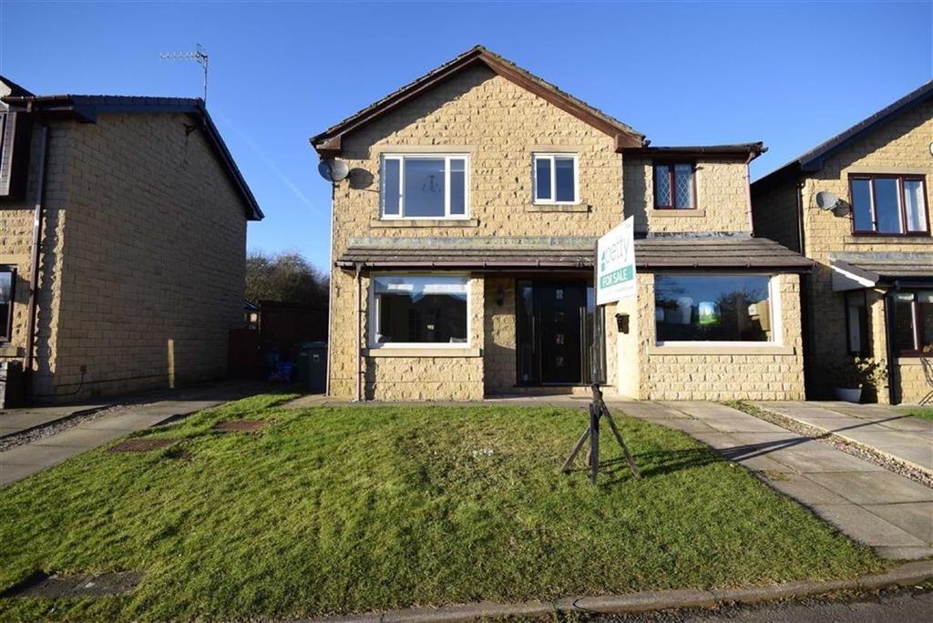 4 Bedrooms Detached House for sale in Mile End Close, Foulridge, Lancashire