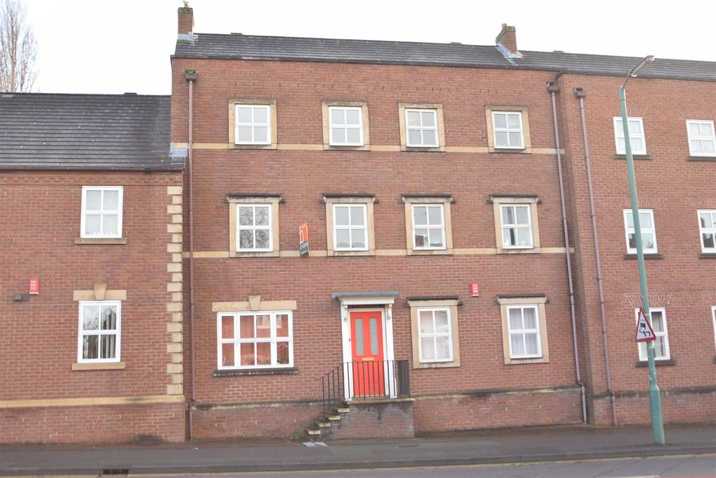 2 Bedrooms Apartment Flat for sale in 11 Whitehall Mews, Monkmoor Road, Shrewsbury, SY2 5DA