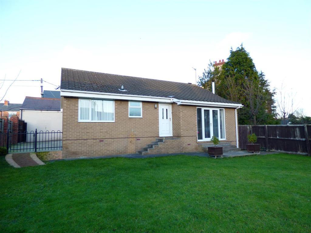 2 Bedrooms Detached Bungalow for sale in Herrington Burn, Houghton-Le-Spring