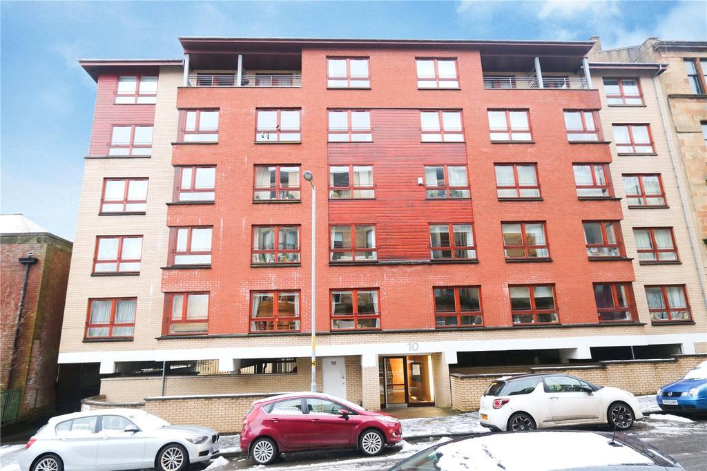 2 Bedrooms Apartment Flat for sale in 1/2, Sanda Street, North Kelvinside, Glasgow