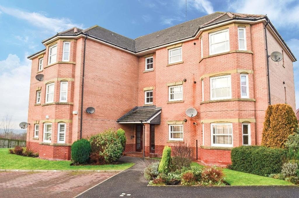 2 Bedrooms Apartment Flat for sale in Glenhead Drive, Motherwell, North Lanarkshire, ML1 2DS