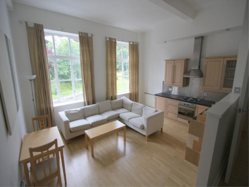 2 Bedrooms Apartment Flat for sale in MERCHANTS HOUSE, 66 NORTH STREET, LEEDS, LS2 7PN