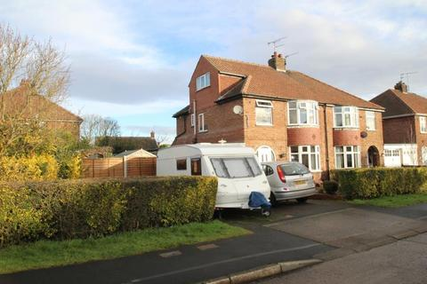 4 bedroom semi-detached house for sale - RAWCLIFFE CROFT, YORK, YO30 5US