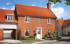 4 Bedrooms Link Detached House for sale in Birch Gate, Silfield Road, Wymondham, Norfolk, NR18