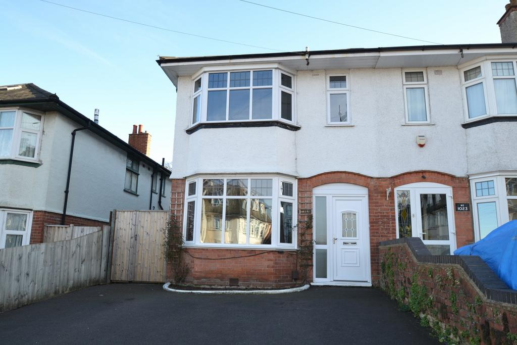 4 Bedrooms Semi Detached House for sale in Boscombe East