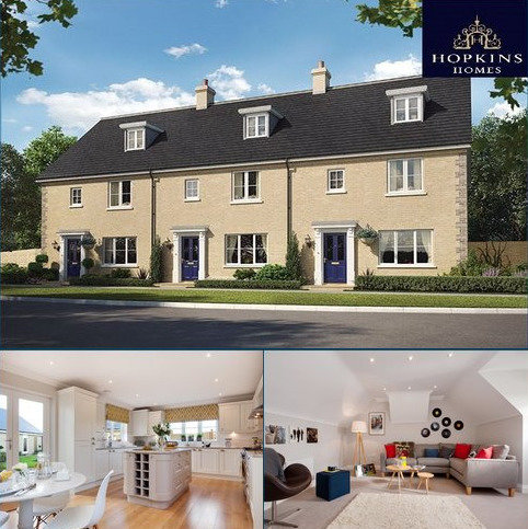 2 bedroom maisonette for sale - Alconbury Weald, Alconbury, Huntingdon, Cambridgeshire, PE28