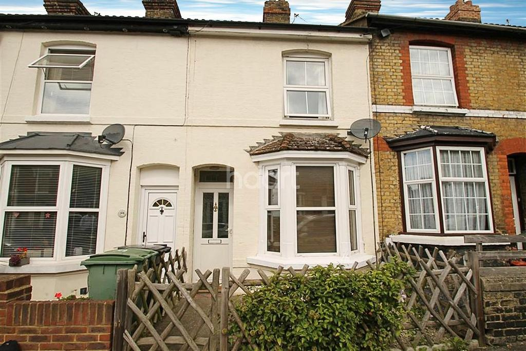2 Bedrooms Terraced House for sale in Hardy Street, Maidstone, Kent, ME14