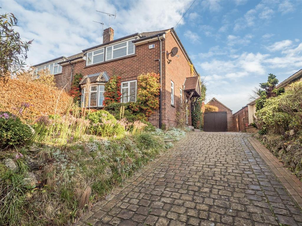 3 Bedrooms Semi Detached House for sale in Roseacre Lane, Bearsted, Maidstone