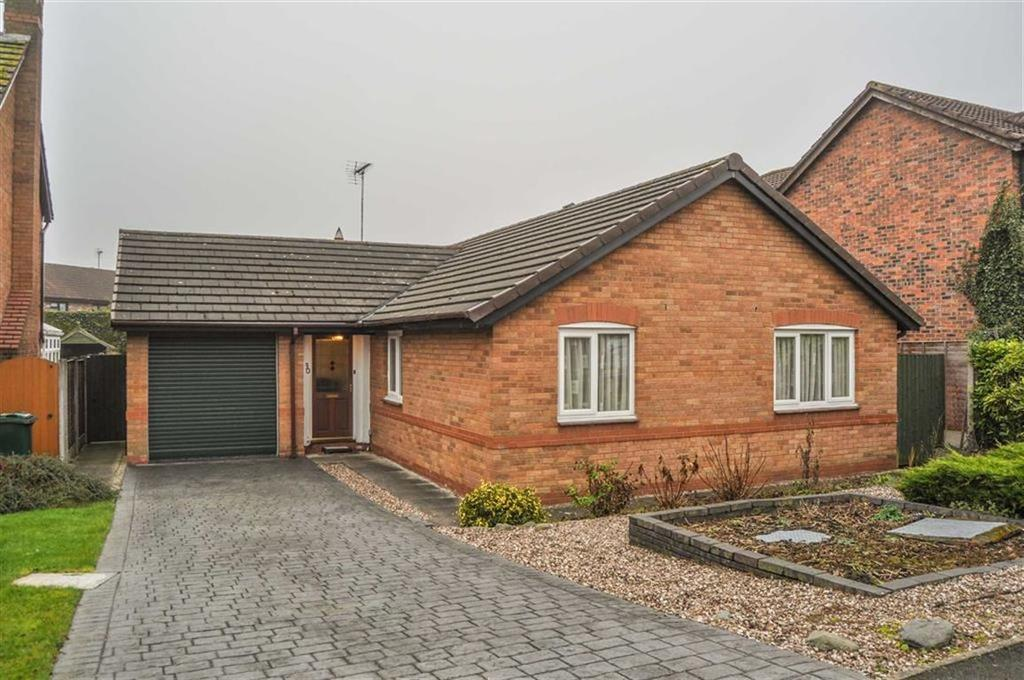 2 Bedrooms Detached Bungalow for sale in Robinsons Croft, Great Boughton, Chester, Chester