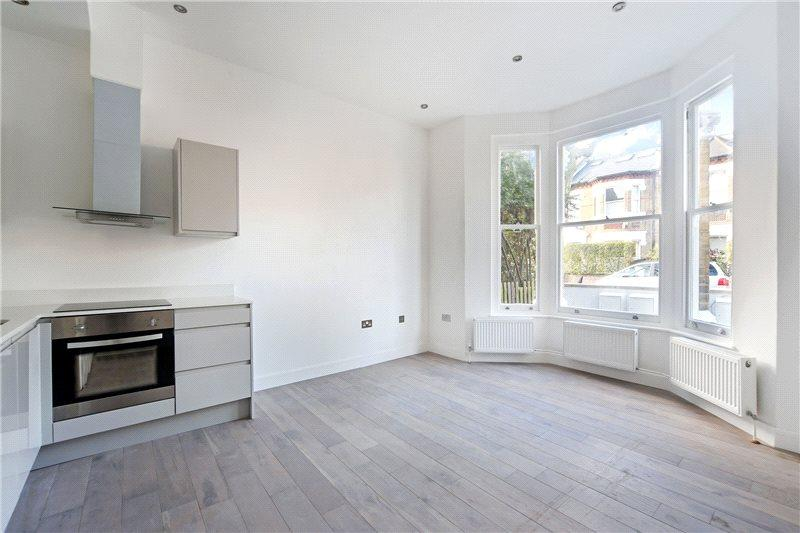 2 Bedrooms Flat for sale in Ormiston Grove, London, W12