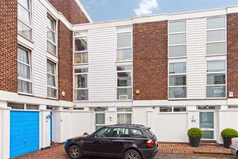4 bedroom house to rent - Hawtrey Road, Swiss Cottage, London, NW3