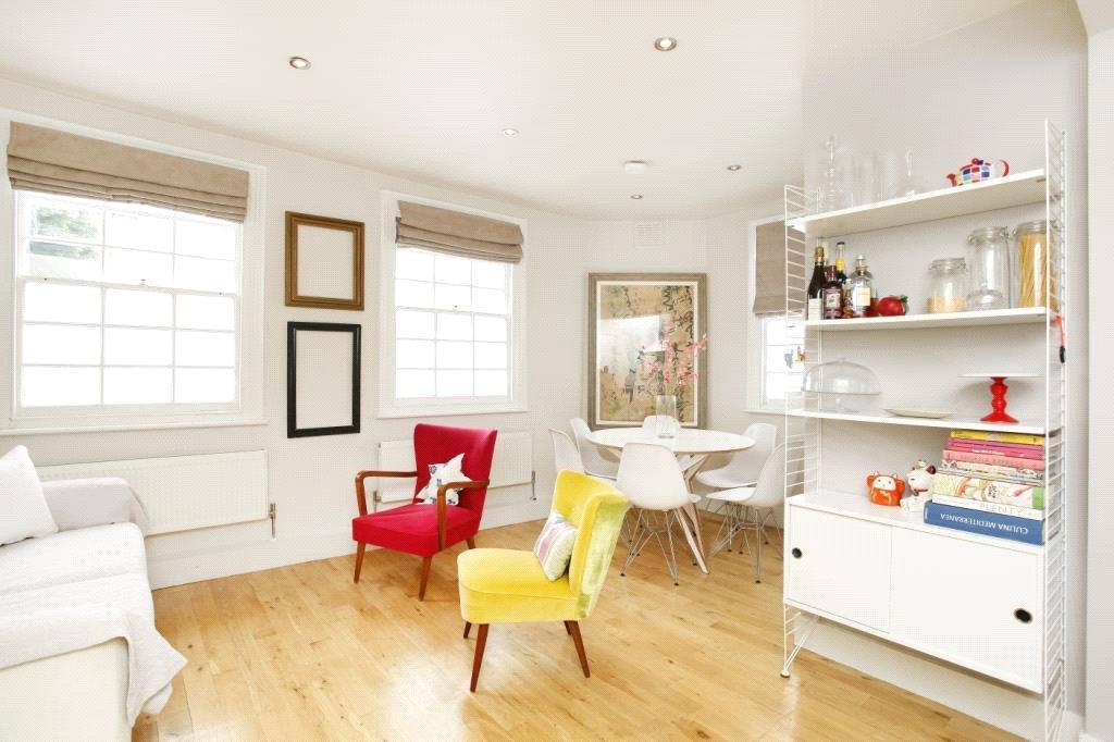 2 Bedrooms Flat for sale in Blackstock Road, Finsbury Park, N4