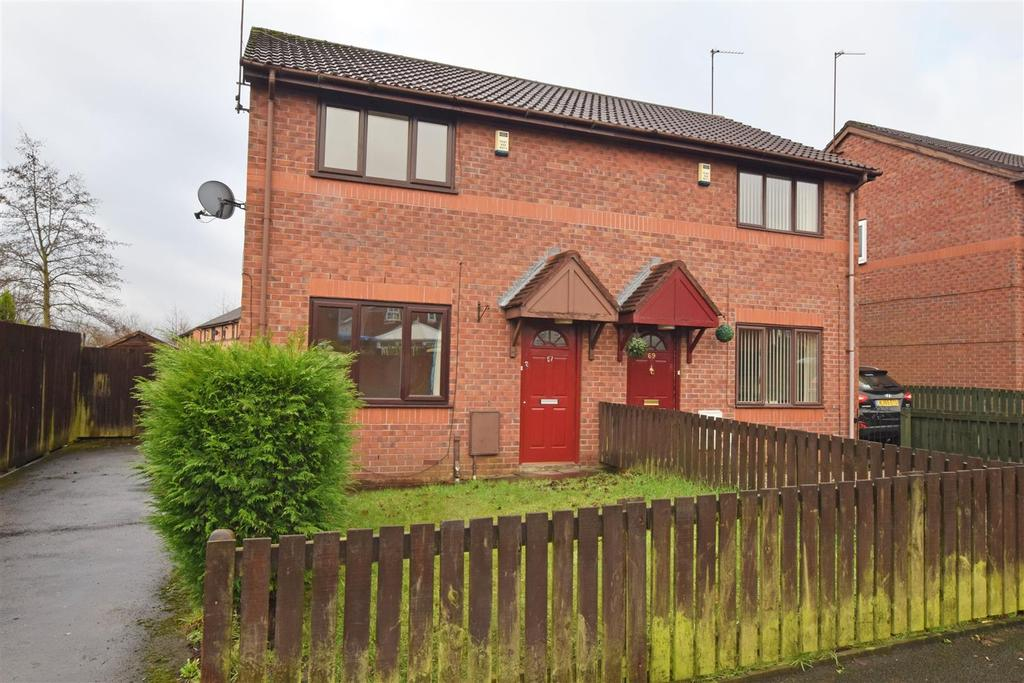 2 Bedrooms Semi Detached House for sale in Mellalieu Street, Middleton, Manchester