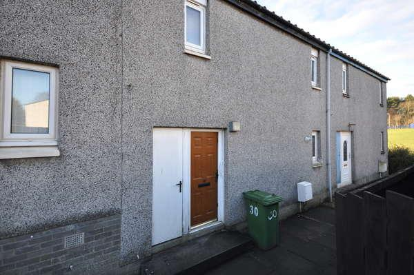 2 Bedrooms Terraced House for sale in 30 Rankin Court, Kilmarnock, KA3 7QY