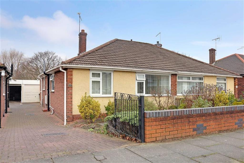2 Bedrooms Semi Detached House for sale in Ludlow Avenue, Crewe
