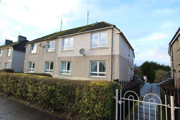 1 Bedroom Flat for sale in 93 Cumbernauld Road, Chryston, Glasgow, G69 9AD