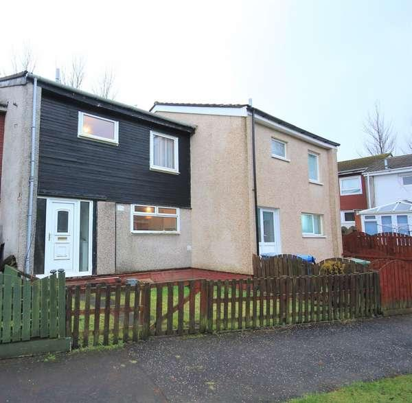 3 Bedrooms Terraced House for sale in 22 Troon Avenue, Greenhills, East Kilbride, G75 8TH