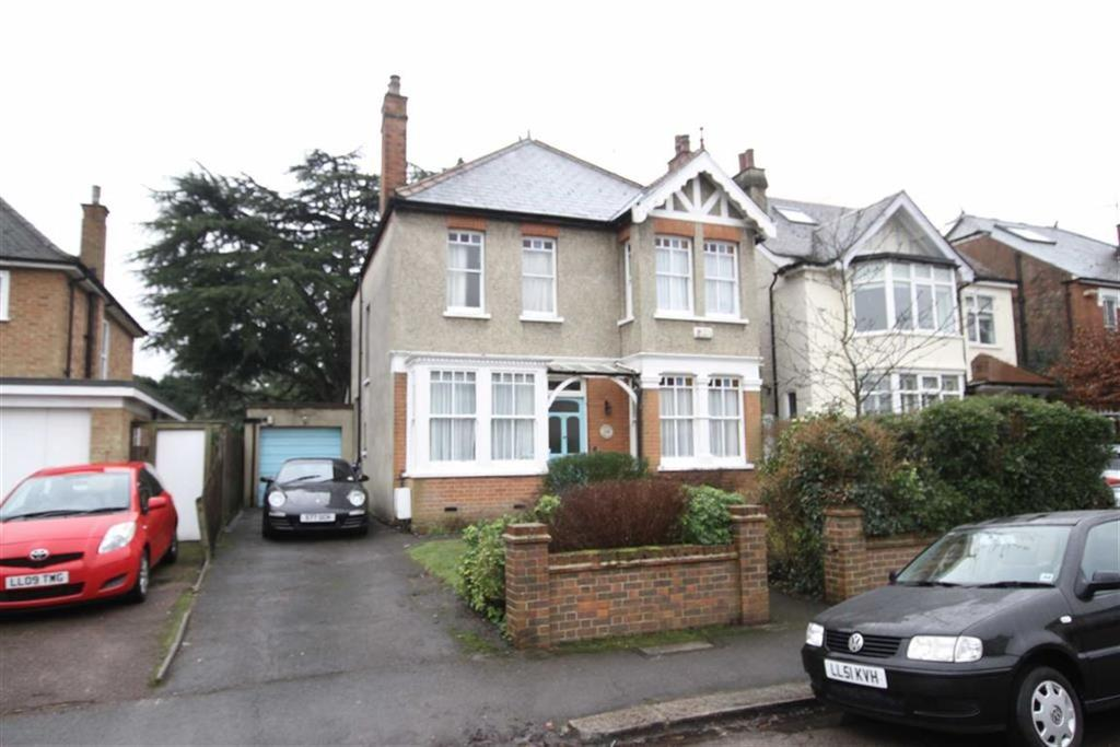 4 Bedrooms Detached House for sale in Granville Road, High Barnet, Herts, EN5