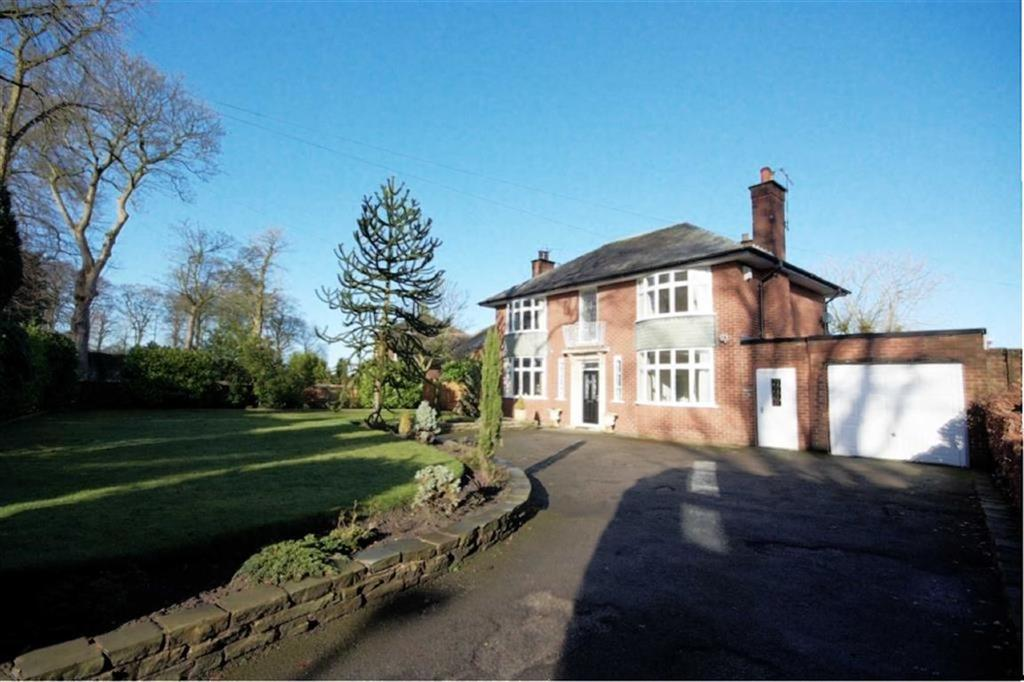 4 Bedrooms Detached House for sale in Springfield Lane, Eccleston, St Helens, WA10