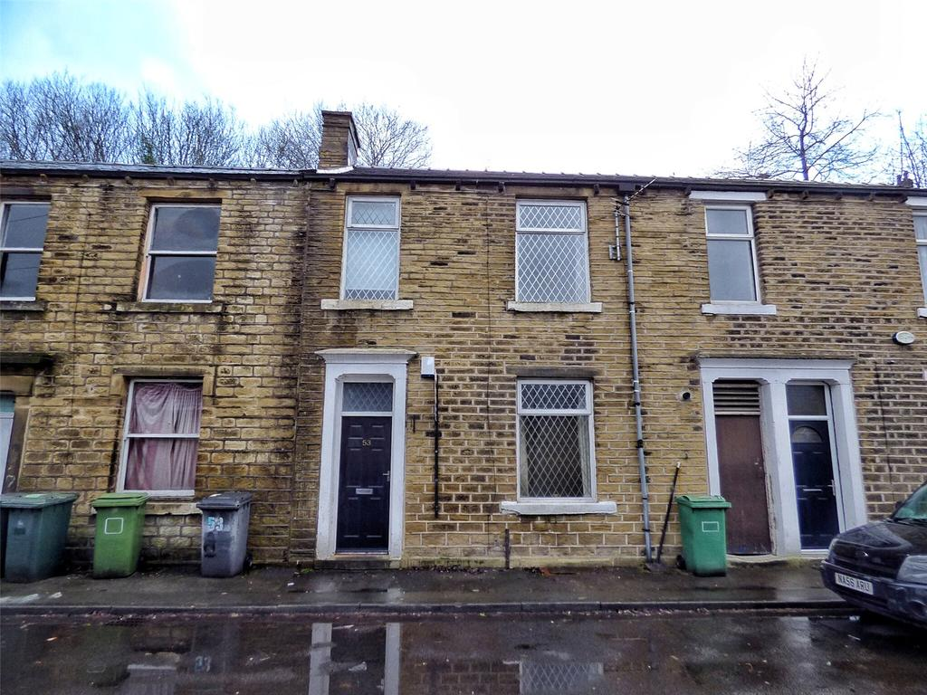 3 Bedrooms Terraced House for sale in Bankwell Road, Milnsbridge, Huddersfield, West Yorkshire, HD3