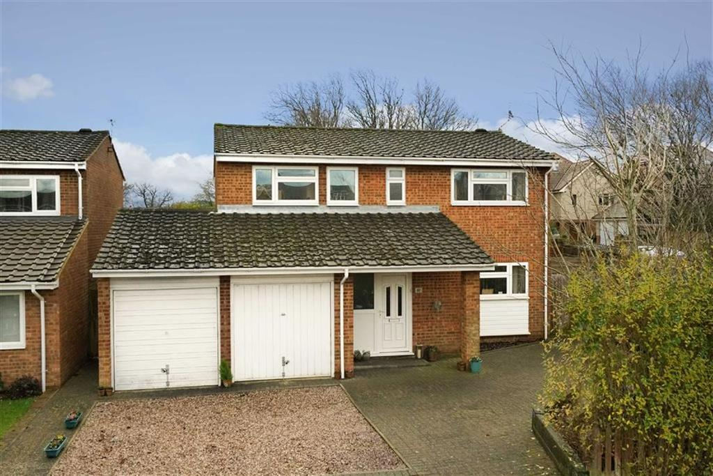 4 Bedrooms Detached House for sale in Tuffnells Way, Harpenden, Hertfordshire