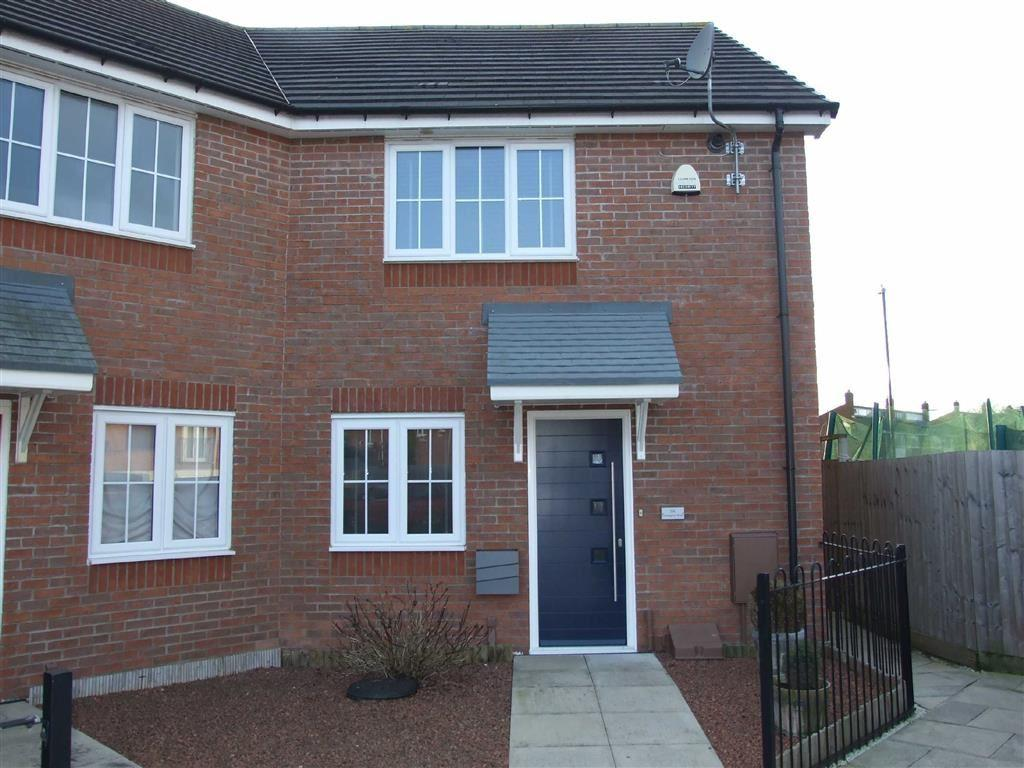 1 Bedroom End Of Terrace House for sale in Cossington Road, Coventry