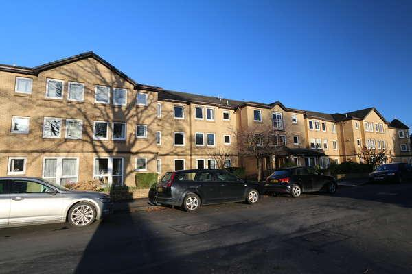 2 Bedrooms Retirement Property for sale in 36 Strathmore Court 20 Abbey Drive, Jordanhill, Glasgow, G14 9JX