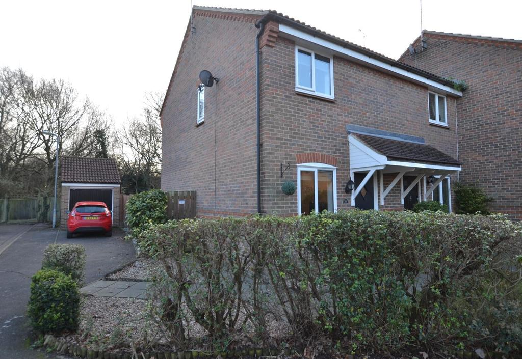 2 Bedrooms End Of Terrace House for sale in Macgregor Drive SS12