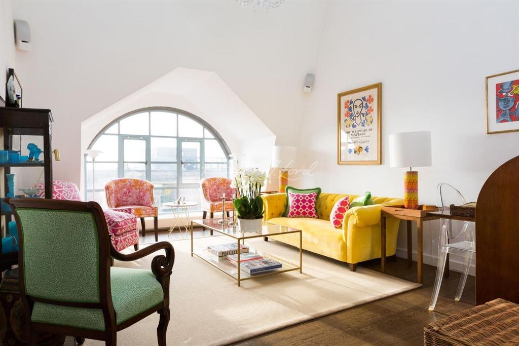 2 Bedrooms Flat for sale in The Penthouse, Boss House, SE1