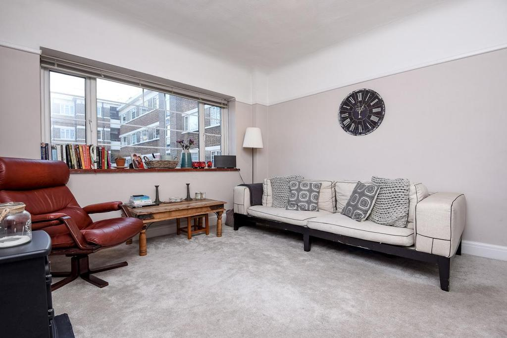 2 Bedrooms Flat for sale in New Park Road, Streatham